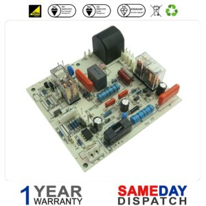 Ideal Boiler Replacement PCB (25E) 173799